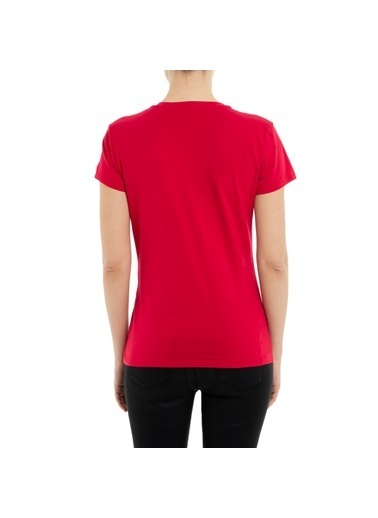 Armani Tişört Kırmızı
